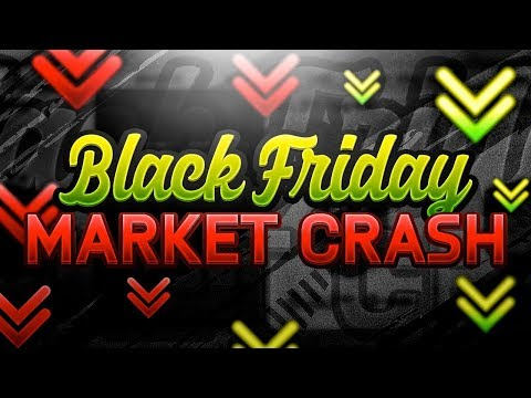 BLACK FRIDAY MARKET CRASH SERIES #1 - WHAT IS BLACK FRIDAY? MARKET DROPPING?