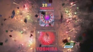 NBC 2014 New Year's Eve Ball Drop New York HD 1080p