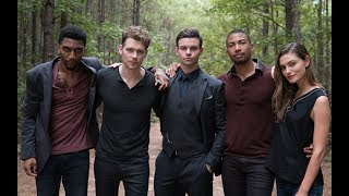 """The CW series The Originals is set to be over after the fifth season. In an announcement on Twitter, show creator Julie Plec said, """"Many shows are not lucky enough to have a hand in deciding when the end has come... Ending a show is always bittersweet, but for me, it's a true blessing to be a part of making that choice.""""http://www.celebified.com - Get the hottest scoop on your favorite stars, TV shows, movies, and more!http://www.facebook.com/Celebified - 'Like' us and join in on the gossip fest!http://www.twitter.com/Celebified - Follow us for regular entertainment buzz and behind-the-scenes snaps from our red carpet visits, exclusive interviews, and more!Sad news for fans of The Originals: season 5 will be its last!Just before the San Diego Comic-Con panel, Originals show creator Julie Plec shared the news of the show's upcoming end via an emotional letter on Twitter.This announcement comes only one year after the news that The Vampire Diaries was to end.While season 5 will be the end for the Vampire Diaries spinoff, there are rumors spurred on by Plec that there may be yet another spin-off somewhere down the line.We already know that Caroline will make an appearance in the season 5 premiere — what other cameos are you looking forward to in The Originals' final season? Sound off in the comments, and as always stick with us at Celebified for the latest TV scoop I'm George, see you next time!"""