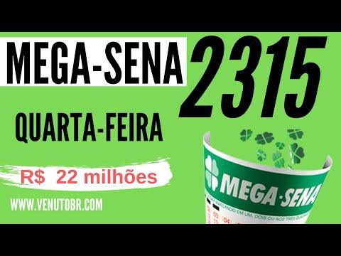 🍀 Resultado Mega-Sena 04/11, resultado da mega-sena concurso 2315