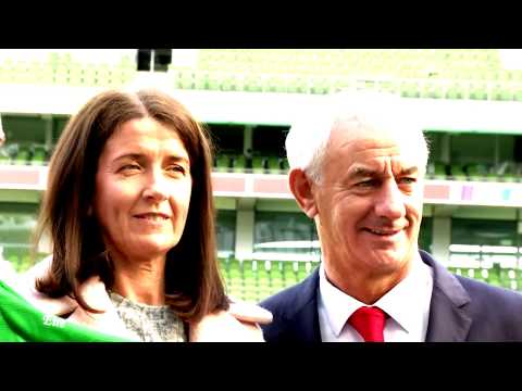 Ian Rush On Sean And Martina Cox |  Claire Byrne Live | RTÉ One