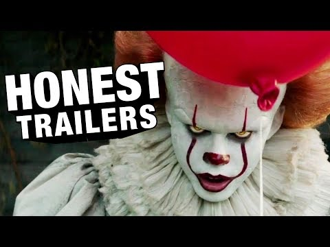 Honest Trailers Stephen King s It
