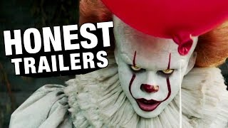Video Honest Trailers - It (2017) MP3, 3GP, MP4, WEBM, AVI, FLV November 2018
