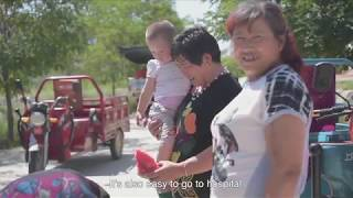 Video How China works its way above the poverty line MP3, 3GP, MP4, WEBM, AVI, FLV September 2018