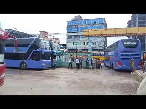 Green Line Double Decker MAN 24.460 Bus Interior and Exterior with Voice and Noise (BnC Exclusive)