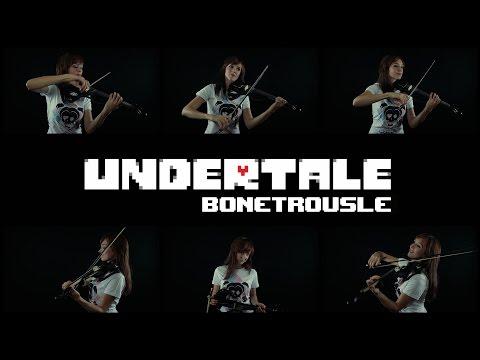 "Toby Fox  ""Bonetrousle"" Cover by Anastasia Soina"