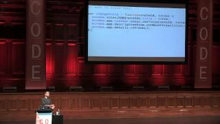 Jeremy Ashkenas - Taking JavaScript Seriously With Backbone.js