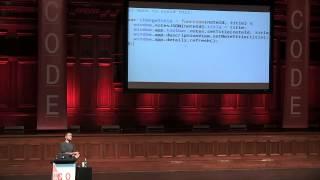 Jeremy Ashkenas - Taking JavaScript Seriously With Backbone.js