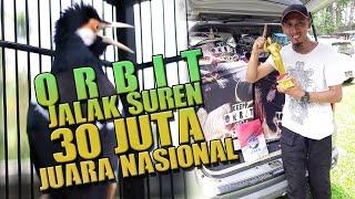 SUARA BURUNG : Woow! ORBIT Jalak Suren 30 Juta Juara Nasional