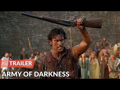 Army of Darkness 1992 Trailer HD | Sam Raimi | Bruce Campbell