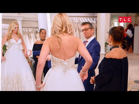 This Bride's Friends Are Not On Board With Her Dream Dress