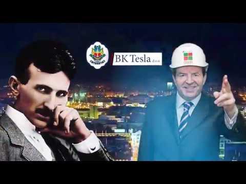 Video TESLA GRAD REKLAMA / BK GROUP KARIC download in MP3, 3GP, MP4, WEBM, AVI, FLV January 2017