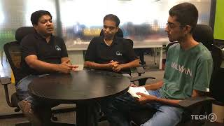 TechTalk with Akash Dongre and Sudhir B from Indus OS