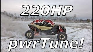 6. Maverick X3 2018 fuel pump / stage 4 tune! 220HP!