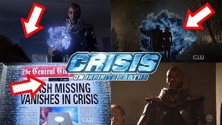 Video ALL Crisis on Infinite Earths Teasers Explained! What Do They ALL Mean? MP3, 3GP, MP4, WEBM, AVI, FLV Juni 2019