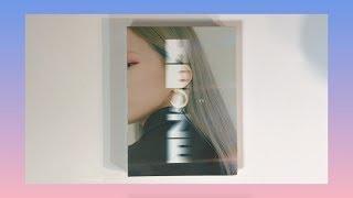 🌟Heize 헤이즈 4th Mini Album Wish & Wind Unboxing | sugabey