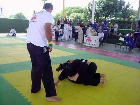 Campeonato Sul de Minas Jiu-Jitsu Campo Belo MG 2011.