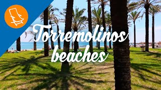 Torremolinos Spain  city photos gallery : The Beaches of Torremolinos