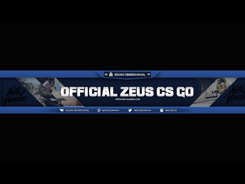 Мой новый youtube канал - zeuscyberschool !