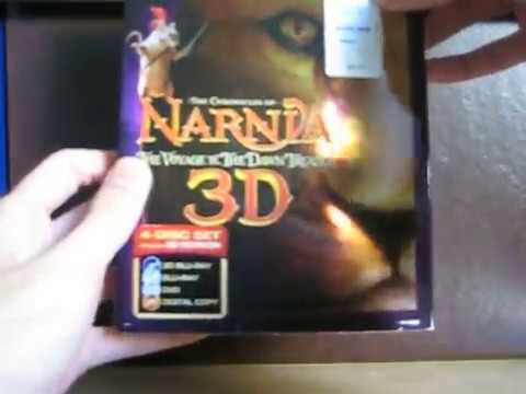 Unboxing: The Chronicles of Narnia The Voyage of The Dawn Treader