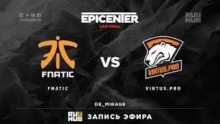 VP vs fnatic, game 2