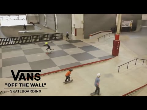 The Vans Skatepark in Orange, CA - New Streetcourse | Skate | VANS