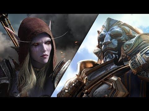 Cinématique World of Warcraft: Battle for Azeroth