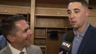 Sanchez: Super amped to be out there, want my whole team there by Sportsnet Canada