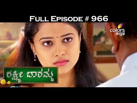 Lakshmi-Baramma--25th-March-2016--ಲಕ್ಷ್ಮೀ-ಬಾರಮ್ಮ--Full-Episode
