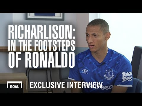 Video: Richarlison: In the footsteps of Ronaldo