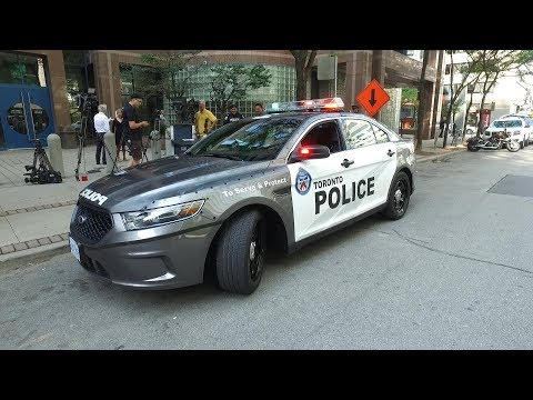NEW TPS Scout Car Unveiled @torontopolice