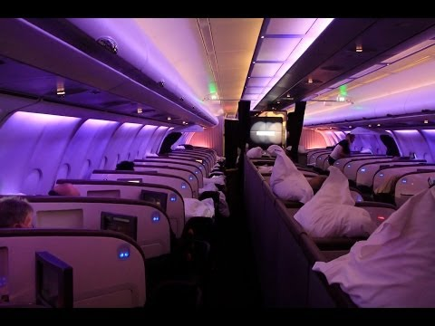 Atlantic - Virgin Atlantic A340 600 SYD-HKG Upper Class Experience, featuring: - Check in - Air New Zealand Lounge - Boarding - Cabin overview - Pushback - Startup - Ta...