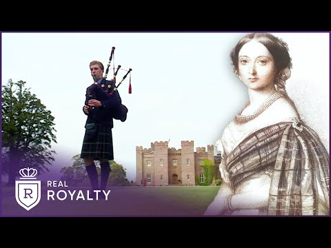 Queen Victoria's Love Affair With Scotland | Royal Upstairs Downstairs | Real Royalty