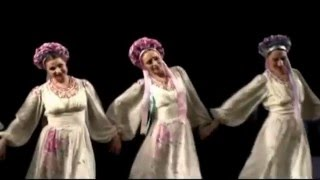 Vesnianka. Kalyna State Academic Folk Ensemble