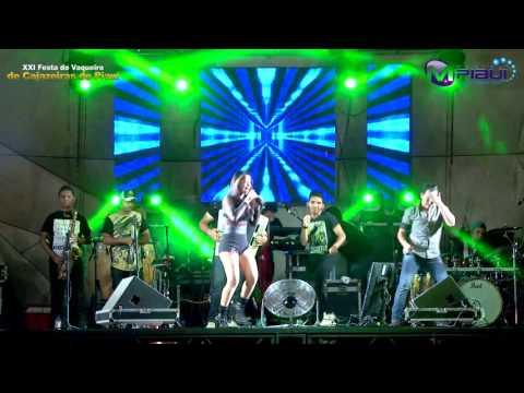 Grande show da Fabrícia na Festa do Vaqueiro em Cajazeiras do Piauí 2004