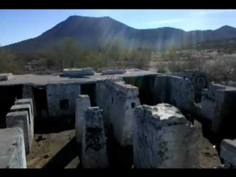 AZ Ghost Town SASCO in Southern Arizona