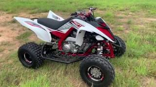 7. 2018 Yamaha Raptor 700R Update! New parts review