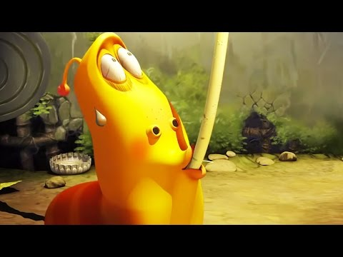 LARVA - LARVA AND THE SPAGHETTI | Cartoons For Children | Kids TV Shows Full Episodes