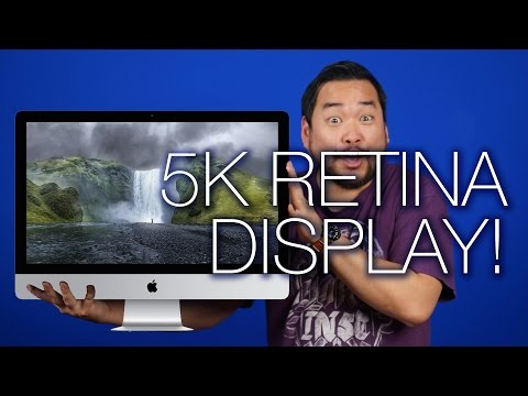 retina display - Apple's new iPad Air 2 is now the thinnest tablet available and the new iMac 5K Retina Display touts an impressive 5120 by 2880 resolution. Archos wants to compete in the VR arena with their...