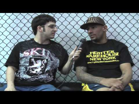 Jay Hieron talks Strikeforce UFC and titles