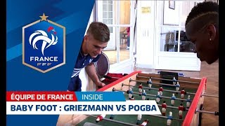Video Match Griezmann contre Pogba ! MP3, 3GP, MP4, WEBM, AVI, FLV November 2017