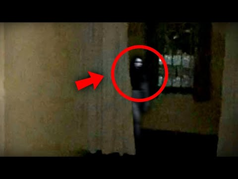 5 Scary Ghost Videos You Should NOT Watch Alone!