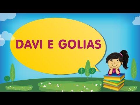 DAVI E GOLIAS | Histórias com a tia Érika