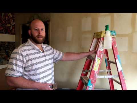 Tec-An, Inc. Asbestos Popcorn Ceiling Texture Sampling