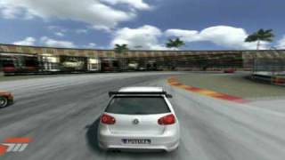 Forza 3 Online - Careers At Sunset Peninsula By Putule - Golf Gti Mk5