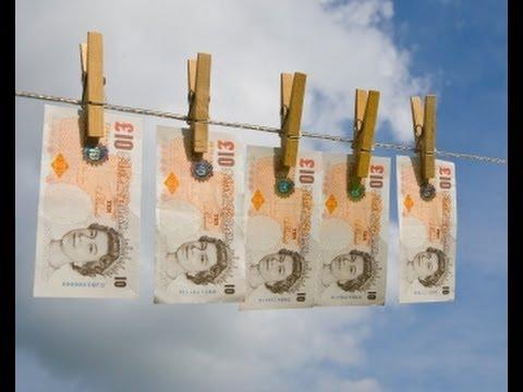 Geldwäscherei-Bekämpfung und Terrorismusfinanzierung System