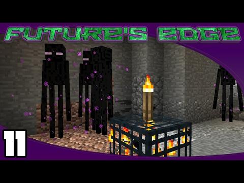 Future's Edge - Ep. 11: Roguelike Endermen! (видео)