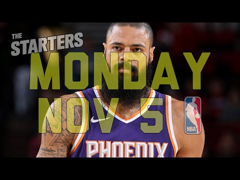 Video: NBA Daily Show: Nov. 5 - The Starters