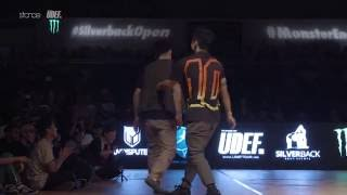 Video Kazuki Roc vs Hong 10 [tiebreaker 1v1] // .stance x UDEFtour.org // Silverback Open 2016 MP3, 3GP, MP4, WEBM, AVI, FLV Desember 2017