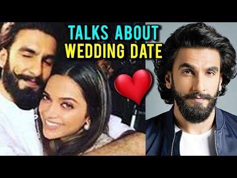 Ranveer Singh Reacts On His Marriage Date With Dee